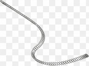 Chain - Chain Necklace Silver Body Jewellery PNG