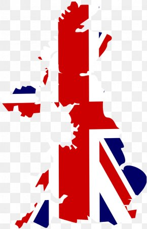 England - Flag Of The United Kingdom United States Map Clip Art PNG