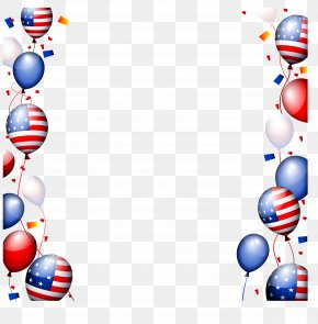 Independence Day Carnival Balloon - Flag Of The United States Euclidean Vector Independence Day Download PNG