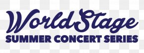 Summer Tour - Utah Cultural Celebration Center WorldStage! Summer Concert Series Valley Regional Park Conductor PNG