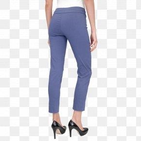 Jeans - Waist Jeans Leggings Pants PNG