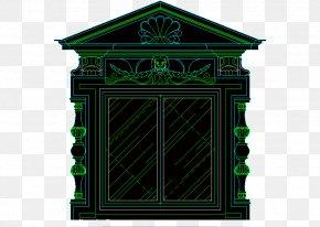 A Door - Facade Icon PNG