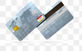 Credit Card Bank Card Vector Material, - Credit Card Payment Card Number Bank Identification Number Debit Card Card Security Code PNG