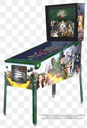 Jersey Jack Pinball - The Wizard Of Oz Game The Pinball Arcade Jersey Jack Pinball PNG