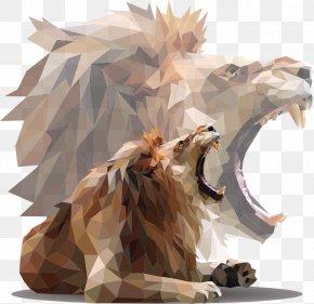 Lion - Lion Roar PNG