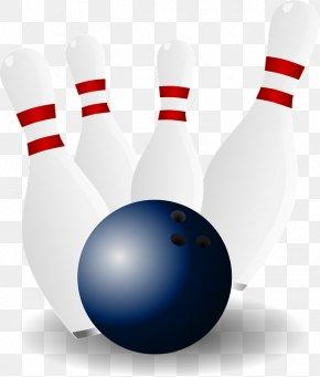 Play Bowling - Bowling Ball Bowling Pin Ten-pin Bowling Clip Art PNG