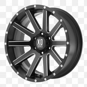 Wheel Rim - Car Spoke Wheel Rim Tire PNG