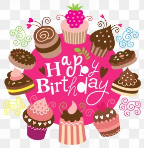 Happy Birthday Clipart With Cakes Image - Birthday Cake Graphics Clip Art PNG