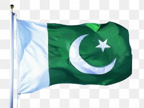 Pakistan Flag - Flag Of Pakistan Wagah Independence Day National Flag PNG