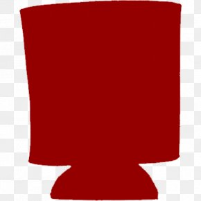 Drink Koozie Cliparts - Red Angle Font PNG