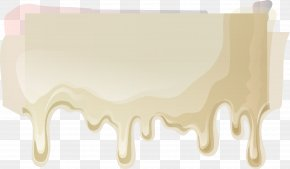 White Chocolate Falling Vector - Rectangle Jaw Font PNG