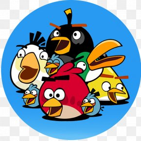 Cartoon Pictures Of Birds - Angry Birds 2 Angry Birds Friends Cartoon Clip Art PNG