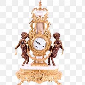 Art Clock - Clock Table Gratis Download PNG