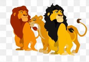 Lion - Lion Dog Cat Illustration Clip Art PNG