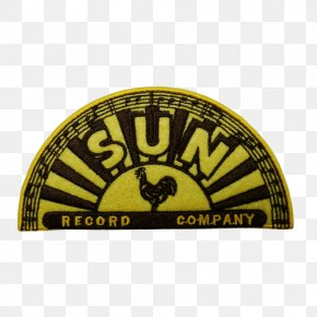 Psychobilly - Sun Studio SUN RECORDS Logo Rock And Roll Rockabilly PNG