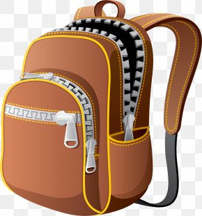 Backpack - Backpack School Student Clip Art PNG