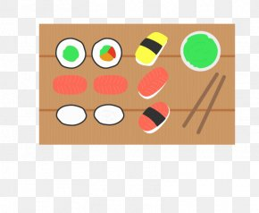 Sushi - Sushi Japanese Cuisine Chinese Cuisine Seafood PNG