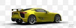 Car - Lexus LFA Car Alloy Wheel Automotive Design PNG