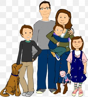 Family - Family Cartoon Child Hispanic Clip Art PNG