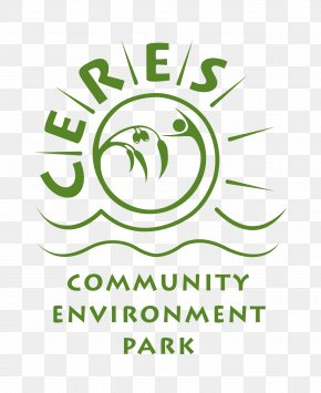 CERES Community Environment Park Logo Brand Font Clip Art PNG