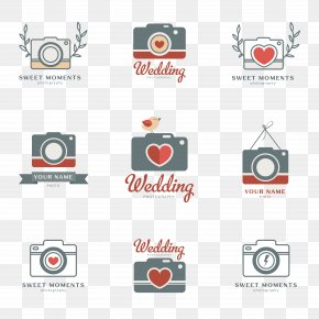 Heart-shaped Camera Logo - Logo Camera Photography Illustration PNG