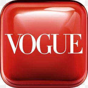 Magazine - Vogue Chanel Fashion Magazine Glamour PNG