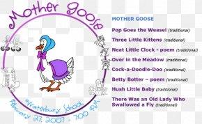Mother Goose - Beak Mother Goose Line Clip Art PNG