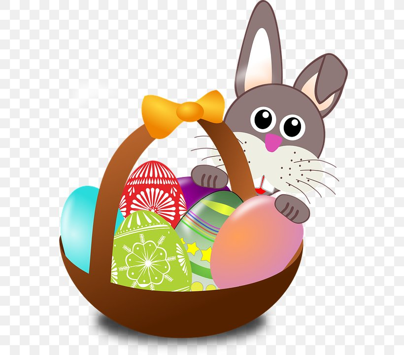 Easter Bunny Free Content Clip Art, PNG, 592x720px, Easter Bunny, Animation, Basket, Blog, Craft Download Free