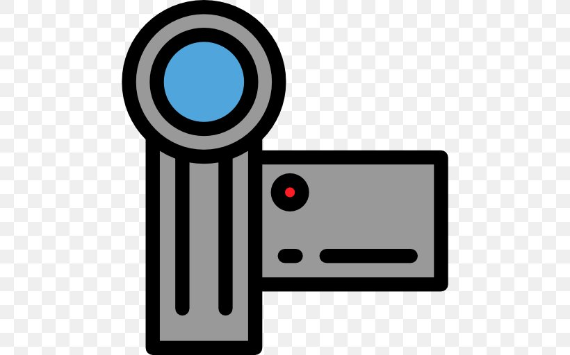 Video Camera Digital Camera, PNG, 512x512px, Video Camera, Camcorder, Camera, Digital Camera, Movie Camera Download Free