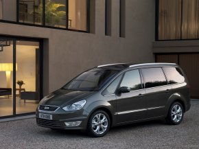 Ford - Ford Galaxy Car Ford S-Max Ford Motor Company Minivan PNG