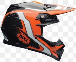 Helmet - Motorcycle Helmet Bell Sports Motocross PNG
