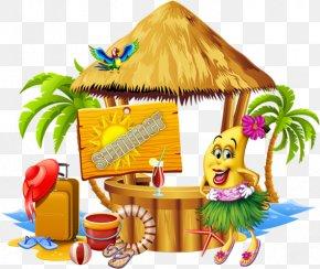 Summer Fun Kids Teremok Odessa - Tiki Culture Tiki Bar Image PNG