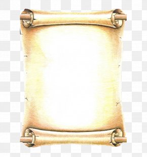 Scroll Picture - Scroll Clip Art PNG