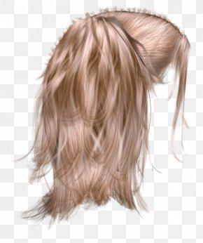 Hair - Wig Long Hair Hairstyle Cabelo PNG
