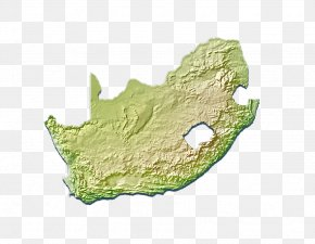 Geography Map Of South Africa - South Africa Map Geography Icon PNG