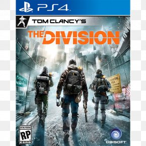 The Division - Tom Clancy's The Division 2 Tom Clancy's Rainbow Six Siege Tom Clancy's Ghost Recon Wildlands PlayStation 4 PNG