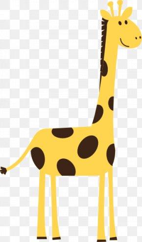 Cute Cartoon Giraffe Pictures - Cuteness Northern Giraffe Clip Art PNG