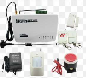 Electronic Burglar Alarm - GSM Security Alarm Alarm Device SMS Wireless PNG