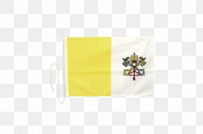 Flag - Flag Of Vatican City Europe Fahne Fanion PNG