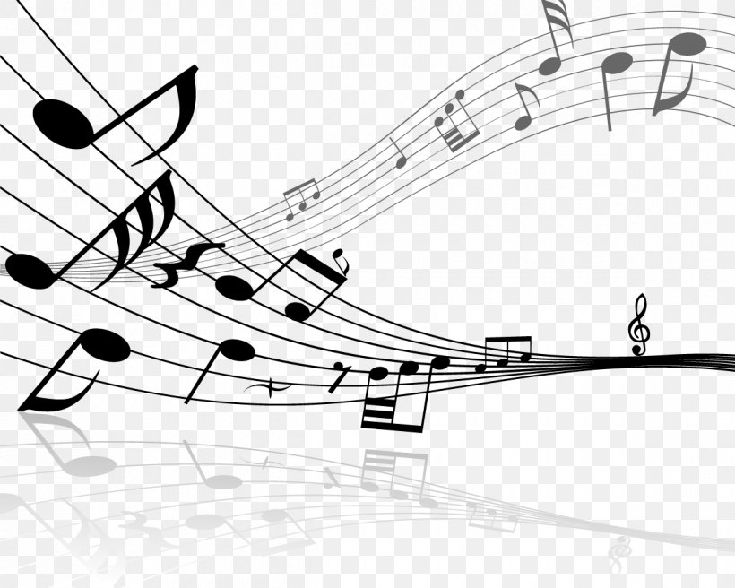 Musical Note Staff Illustration, PNG, 1200x960px, Watercolor, Cartoon, Flower, Frame, Heart Download Free