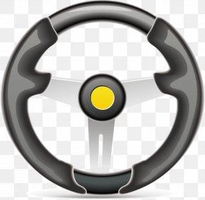 Steering Wheel Vector - Driving Experience Kotak Katik Car Android Application Software PNG