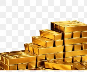 Gold Brick - Gold As An Investment Gold Bar Trade PNG