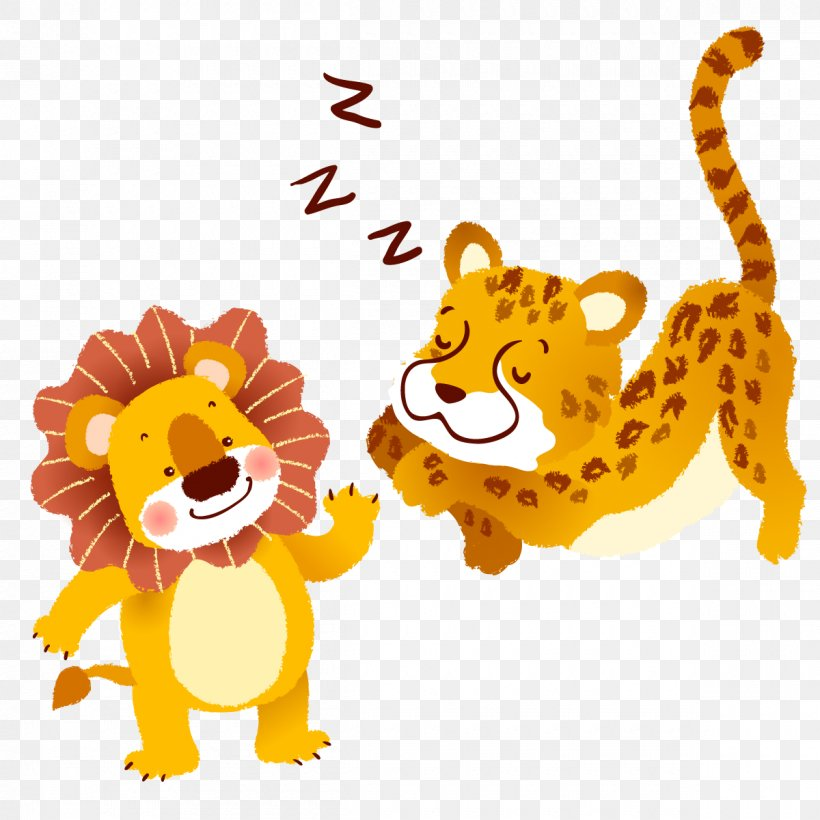 Lion Tiger Image Leopard Png 1200x1200px Lion Animal Figure Animated Cartoon Animation Big Cats Download Free