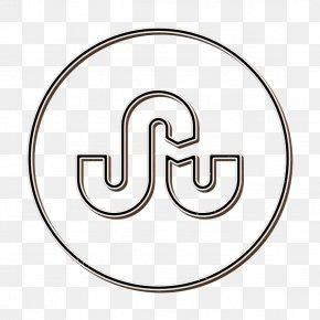 Oval Symbol - Circles Icon Line Icon Neon Icon PNG