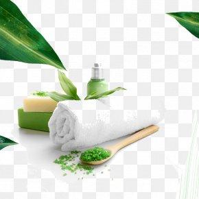 Beauty Health - Day Spa Massage Bath Salts PNG