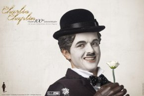Charlie Chaplin - Charlie Chaplin The Tramp Action & Toy Figures Film PNG