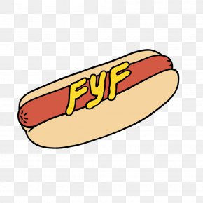Hotdog - Hot Dog Barbecue Grill 2016 FYF Fest Clip Art PNG