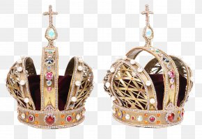 Jewelry - Crown Gold Photography PNG
