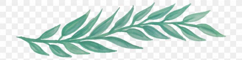 Leaf Watercolor Painting Job LinkedIn, PNG, 2000x500px, Leaf, Color, Flower, Green, Grey Download Free