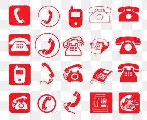 Phone Icon - Telephone Icon Design Icon PNG